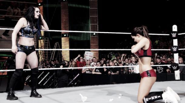 Brie proving her innocence. Photo- Pinterest