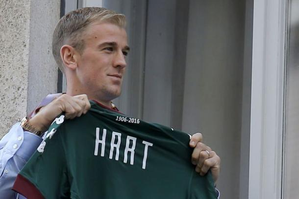 Hart is relishing the new chapter in his career. Photo: Mirror