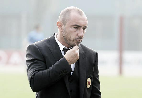 Brocchi will have his debut against Sampdoria this round Photo: www.itasportpress.it