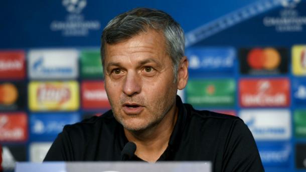 Bruno Génésio dirige al Olympique de Lyon | Foto: uefa.com