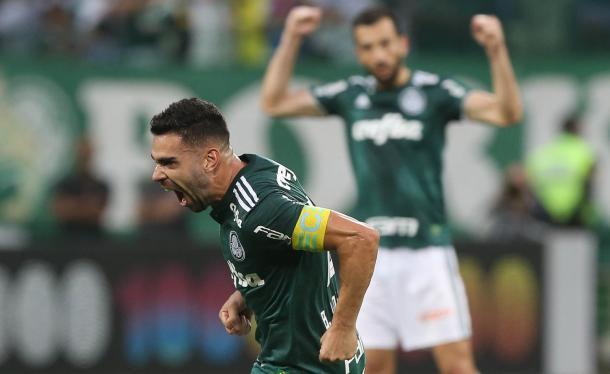 Bruno Henrique, grande destaque da equipe palmeirense nessa temporada (Foto: Cesar Greco/SE Palmeiras/DIvulgação)