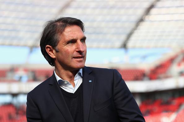 Bruno Labbadia, HSV's saviour? | Photo: Bongarts
