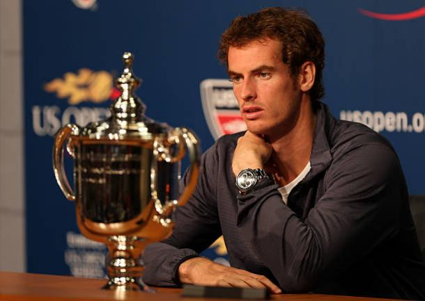Murray won the US Open back in 2012 (Getty/Clive Brunskill)