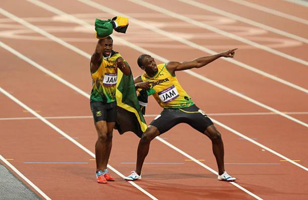 How much will Usain Bolt and Mo Farah earn?