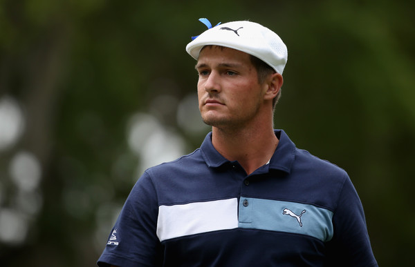 Bryson DeChambeau in Hilton Head, South Carolna. Photo: Streeter Lecka/Getty Images