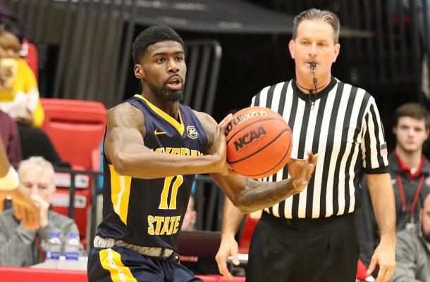Buchanan is Murray State's defensive stopper/Photo: The Racer Insider