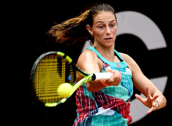 Duque-Marino will compete in her home country (Getty/Buda Mendes)