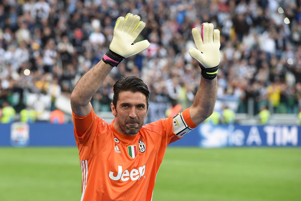 Buffon (Foto: Valerio Pennicino/Getty Images)