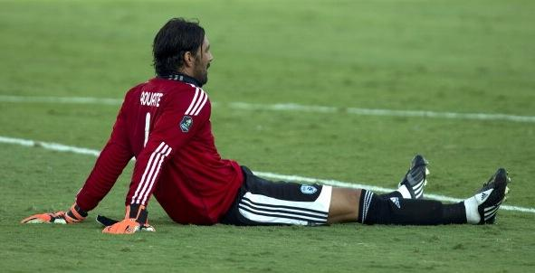 Aouate en un partido con Israel| Fuente: UEFA.com