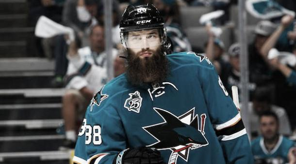 Brent Burns | Foto: Sports Illustrated