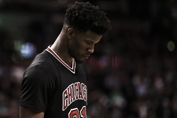 The Bulls will greatly miss Butler's production. Photo: Maddie Meyer/Getty Images North America