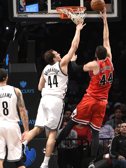 The Bulls need more from forward Nikola Mirotic (Photo: AP)