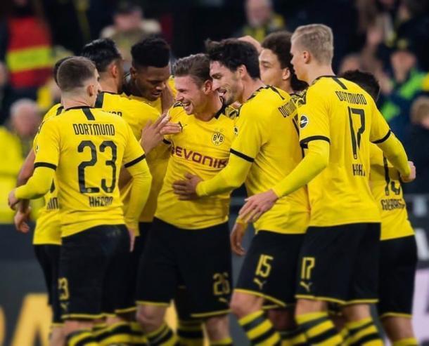 Photo: Twitter Borussia Dortmund