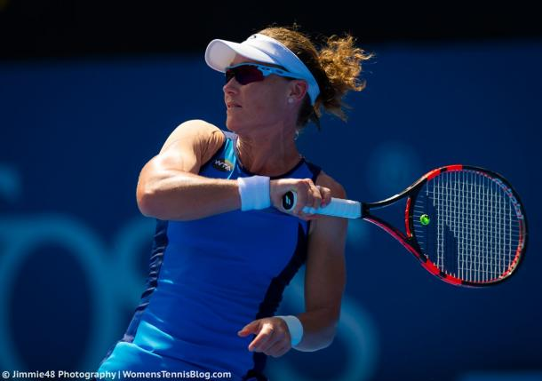 Samantha Stosur is on a poor run recently | Photo: Jimmie48 Tennis Photography