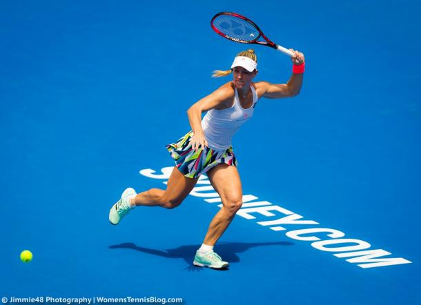 Angelique Kerber in action | Photo: Jimmie48 Tennis Photography