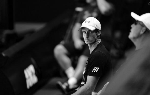 Murray - Fonte: @australianopen