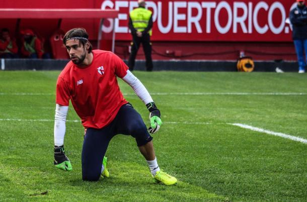 Jose Antonio Caro | Sevilla FC