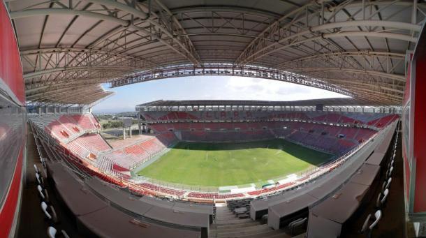 Estadio Metropolitano de Cabudare. FOTO: Deportivo Lara