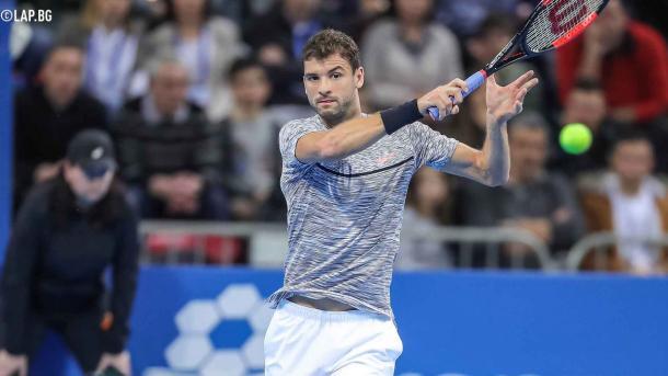 Dimitrov - Foto: ATP