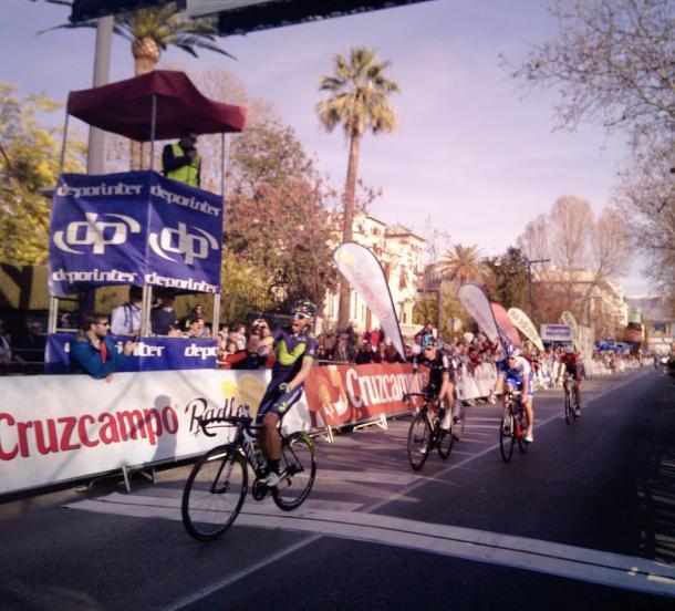 Foto: Vuelta a Andalucia/Twitter
