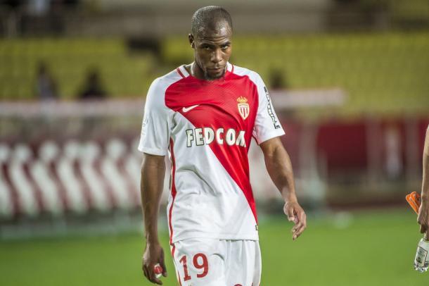 Djibril Sidibé. Foto: Twitter