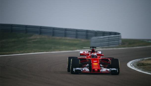 2017 could be Raikkonen's last year in F1. | Photo: Twitter/Scuderia Ferrari