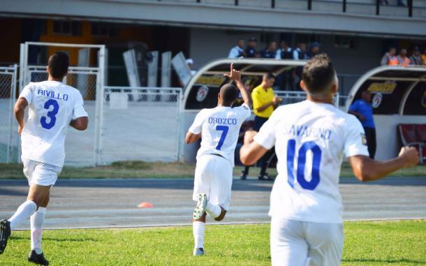 Orozco marcó la diferencia / FOTO: Prensa Zulia FC