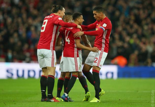 Foto: Manchester United/Twitter