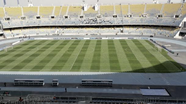 El Stade de Tánger es el escenario elegido por la LFP | Foto: Stade de Tánger Twitter