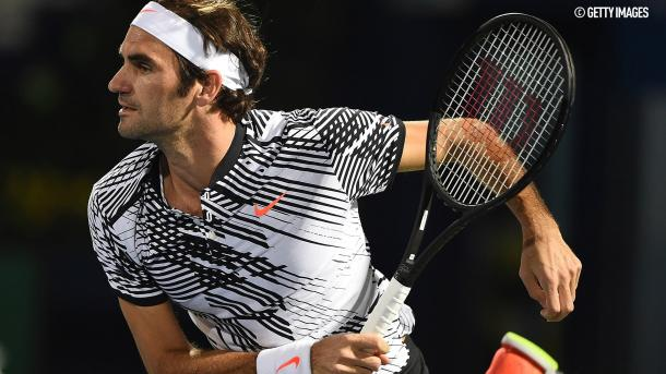 Federer - @gettyimages