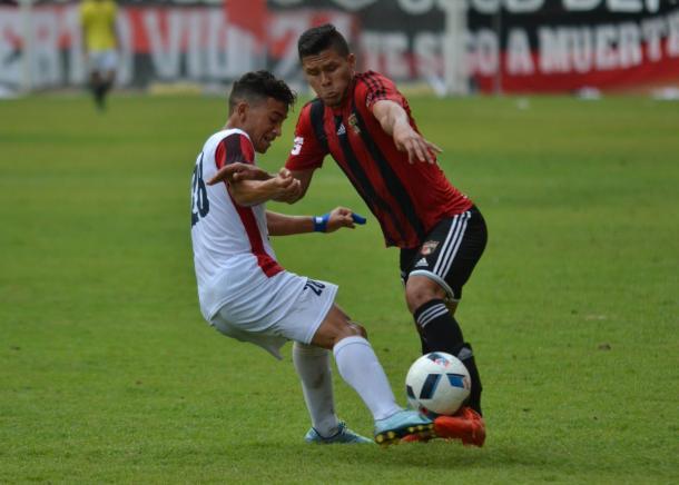Postal del encuentro / FOTO: Deportivo Lara