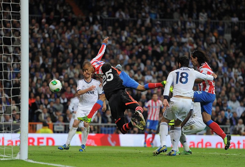 Final de Copa del Rey 2012/2013 / Twitter: Atlético de Madrid