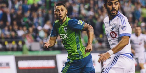 Clint Dempsey's return will boost the Sounders chances | Source: soundersfc.com