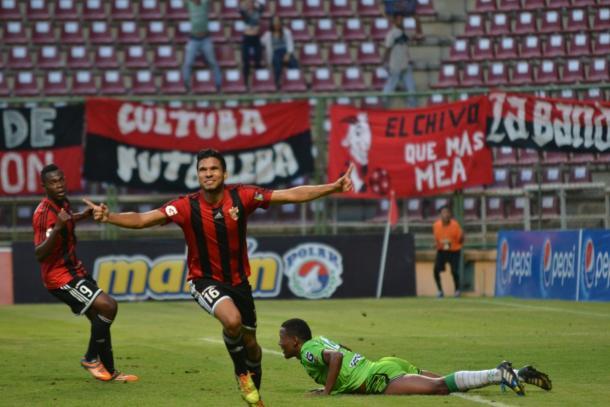 Hernández fue el héroe del partido / FOTO: Deportivo Lara
