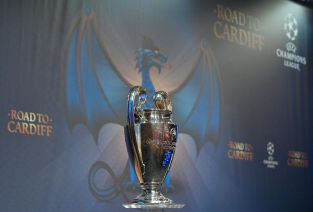Fonte immagine: Twitter @ChampionsLeague