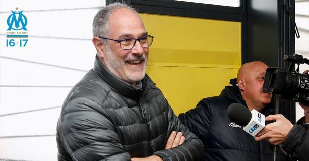 La contratación de Zubizarreta al frente de la dirección deportiva fue una de las primeras decisiones de la nueva propiedad. | FOTO: @OM