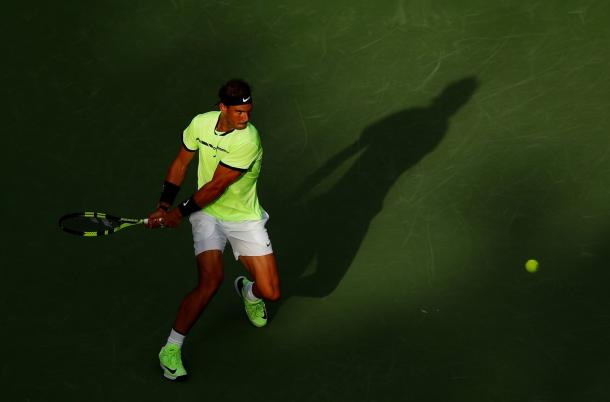 Miami, Fognini: il sogno continua, in semifinale con Nadal