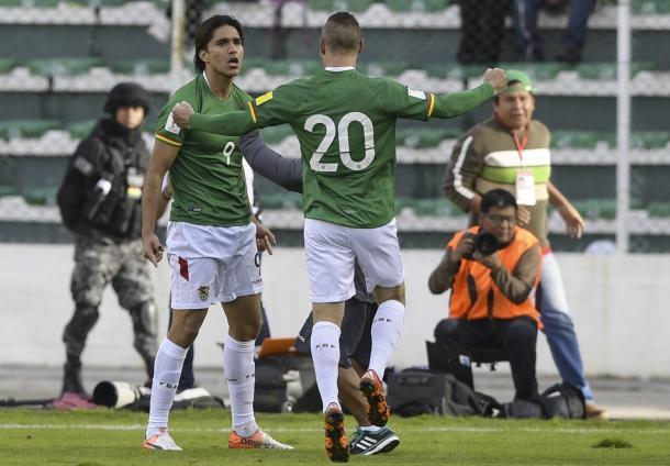 La altura de Bolivia, un reto difícil para Argentina. Foto: CONMEBOL
