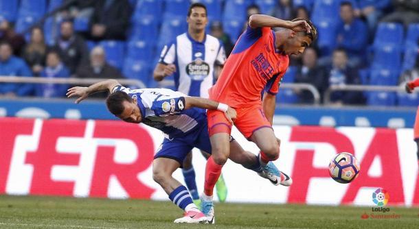 El Granada solo pudo empatar en Riazor | Foto: La Liga