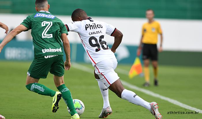 Foto: Fabio Wosniak/Site Oficial Athletico Paranaense