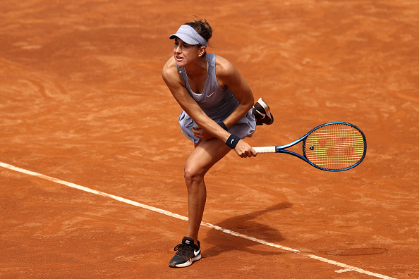 Bencic is one of several places with an opportunity in the bottom quarter (Image: Clive Brunskill via Getty)