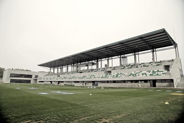 La Ciudad Deportiva Luis del Sol, el escenario del duelo de la jornada 26 de la Liga Iberdrola | Foto del Real Betis