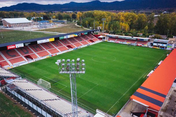 Anduva registrará un lleno absoluto para recibir al Leganés. | Foto: Miranda HD