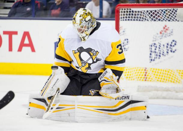 Niemi was terrible in short time in Pittsburgh/Photo: Ason Mowry/Icon Sportswire
