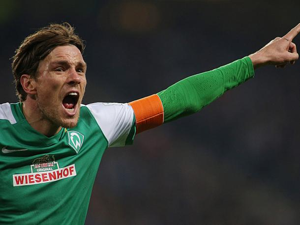 Fritz is hoping to ensure Werder's safety this weekend. | Image source: picture alliance