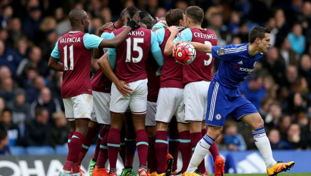 Chelsea's hopes of earning a place in Europe took another hit on Saturday. | Photo: 90min