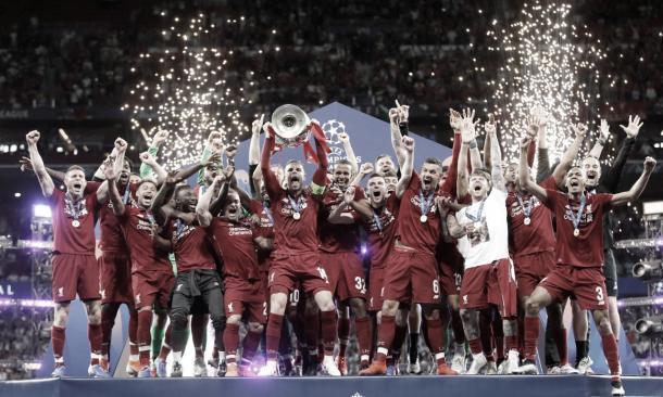 Liverpool quiere cerrar con broche de oro una temporada inolvidable   Foto: UEFA
