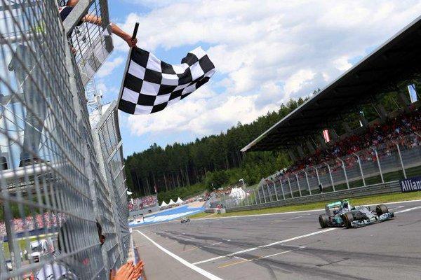 Gp de Austria I Foto: Mercedes