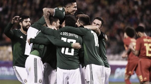 México con tres bajas ante Polonia