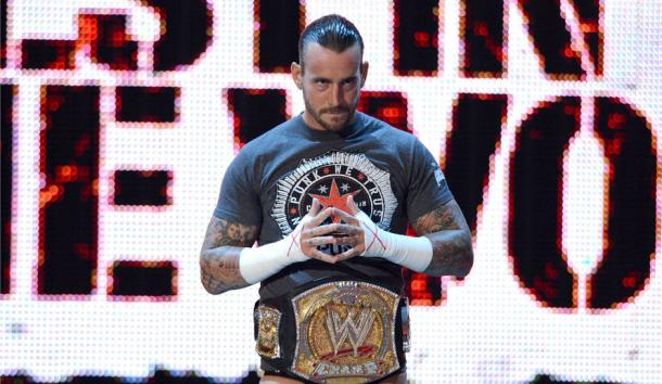 Don't be expecting a CM Punk return to WWE anytime soon (image: the inquisitr)
